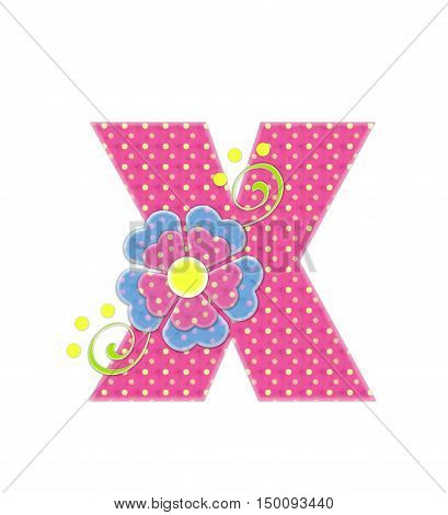 Alphabet Bonita X