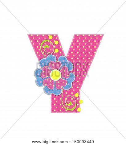 Alphabet Bonita Y