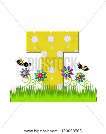 Alphabet Buzzing Bee T