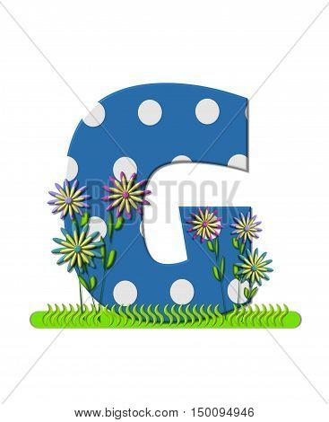 Alphabet Wildflower Meadow G