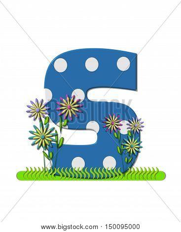 Alphabet Wildflower Meadow S