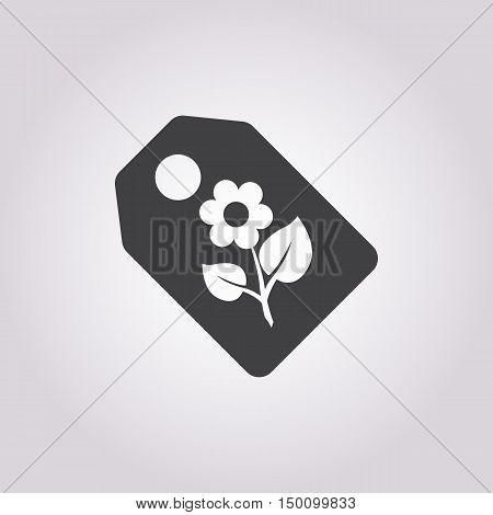 sticker icon on white background for web