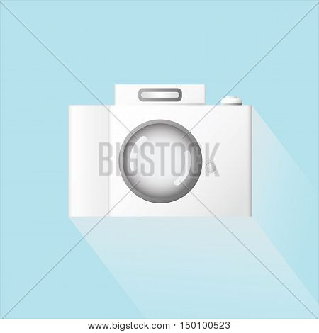 Camera Icon, Camera Icon Eps10, Camera Icon Vector 01
