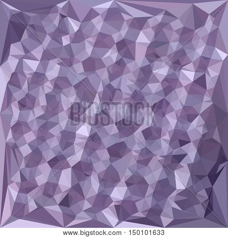 Low polygon style illustration of a dark raspberry abstract geometric background.