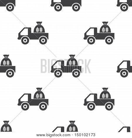 car icon on white background for web