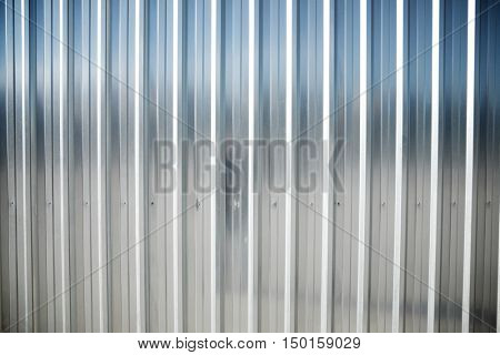 Background created with a metal surface