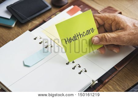 Health Care Doctor Help Concept