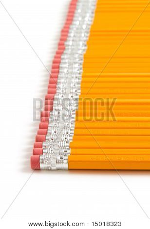 Pencils into the Distance