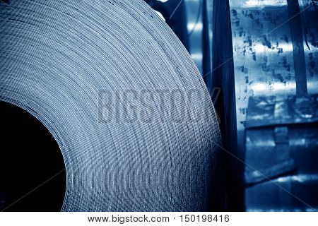 Steel plant production plant and steel products