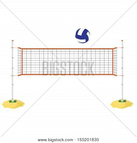 Volleyball Net Images, Stock Photos & Illustrations | Bigstock
