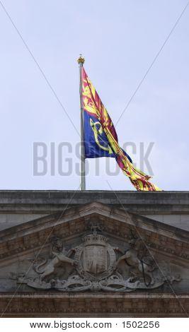 Queen Elizabeth Ii Flag