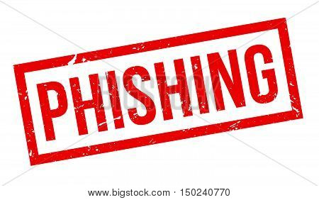 Phishing Rubber Stamp