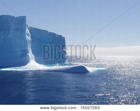 Iceberg in the South Atlantic