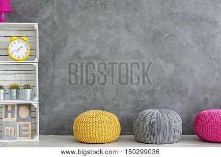 Creative Design In A Home Interior