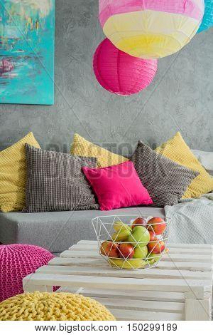 Trendy Living Room Idea