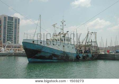 The Blue Tug