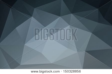 grey background lowpoly for your text vector