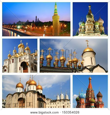 Impressions Of Moscow