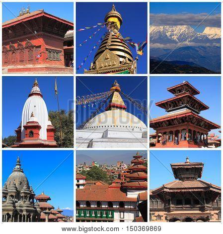 Impressions Of Nepal