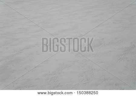 Background From Firm Snow In Steppe.14