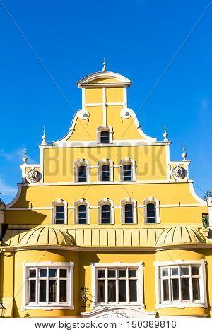 Historic Building In Wismar