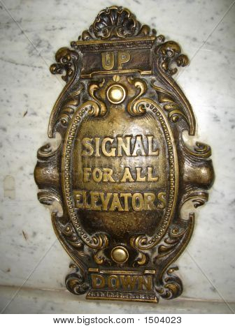 Antique Elevator