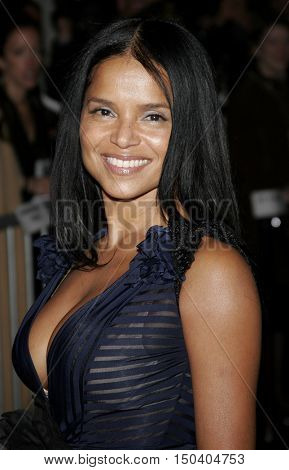 Victoria Rowell at the Paramount Pictures 2007 Golden Globe Award After-Party held at the Beverly Hilton Hotel in Beverly Hills, USA on January 15, 2007.
