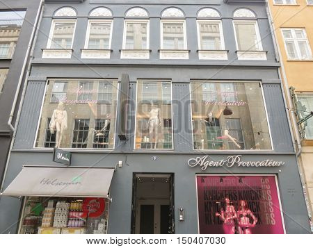 Agenet Provocateur Brand Store