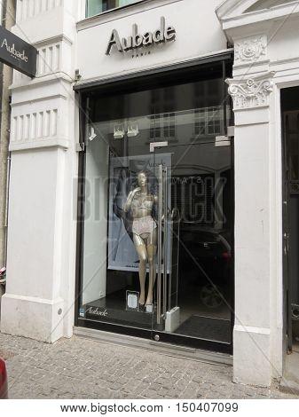 Aubade Brand Store