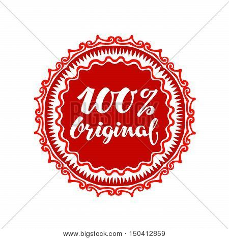 Original. Vector illustration isolated on white background