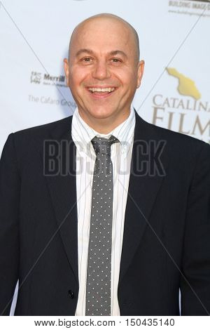 LOS ANGELES - OCT 1:  Alan Watt at the Catalina Film Festival - Saturday at the Casino on October 1, 2016 in Avalon, Catalina Island, CA