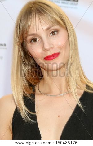 LOS ANGELES - OCT 1:  Maria Granberg at the Catalina Film Festival - Saturday at the Casino on October 1, 2016 in Avalon, Catalina Island, CA