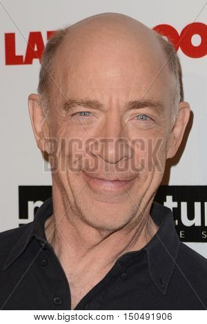 LOS ANGELES - OCT 3:  J.K. Simmons at the