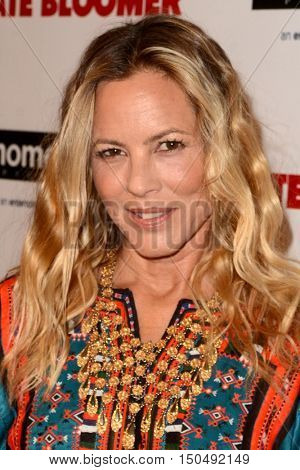LOS ANGELES - OCT 3:  Maria Bello at the