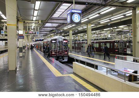 Osaka Umeda Station