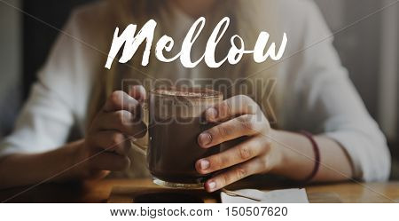 Mellow Aroma Break Enjoyment Beverage Leisure Concept