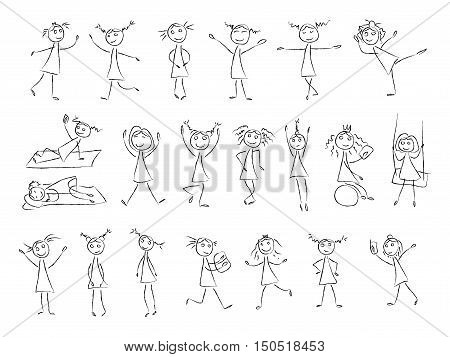 c010dca05695 Sketch Drawing Little Vector   Photo (Free Trial)