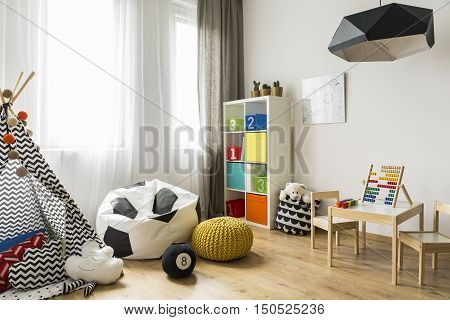 Child Room In A New Style Idea