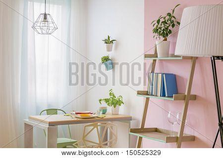 Beautiful Light Home Interior Idea