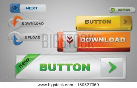 nice web buttons are available for u freinds