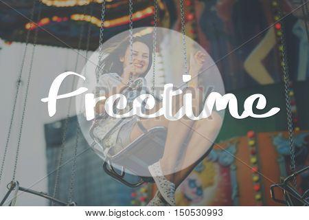 Freetime Hobbies Interest Leisure Concept