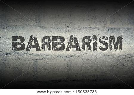 Barbarism Word Gr