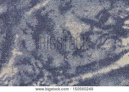 blue khaki textile background, blue jeans texture photo