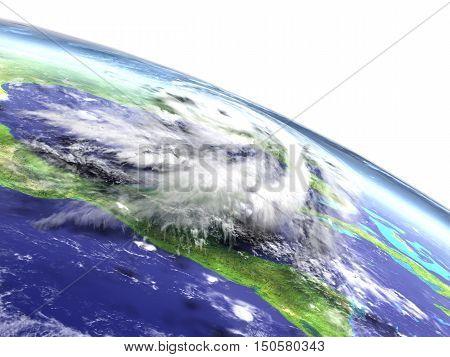 Hurricane Matthew Disaster