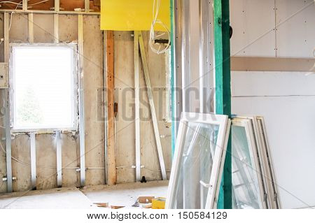 Installation Of Drywall Constructions And Their Insulation
