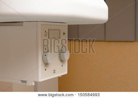 Radiological apparatus. X-ray tube as part of the whole.