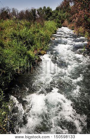 Dan River-israel
