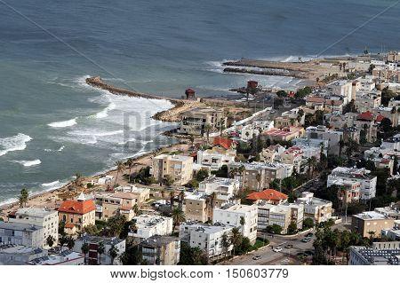 Travel Photos Of Israel - Haifa