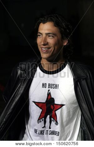 Andrew Keegan at the Los Angeles premiere of 'Exorcist: The Beginning' held at the Grauman's Chinese Theatre in Hollywood, USA on August 18, 2004.