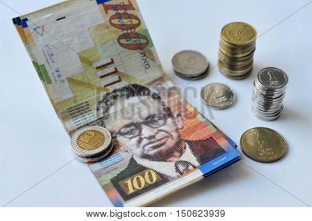 Israeli Money And Economy